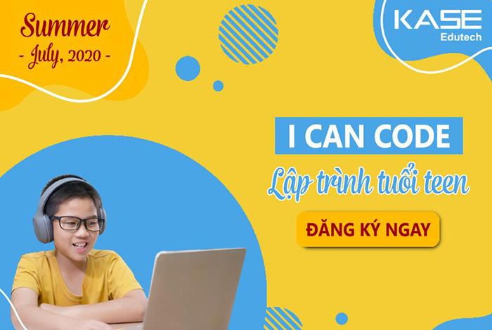 khai giảng khóa học lập trình cho trẻ năm 2020