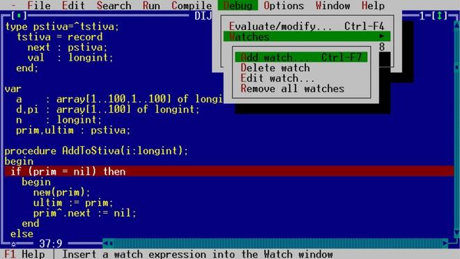 Python thay thế Pascal